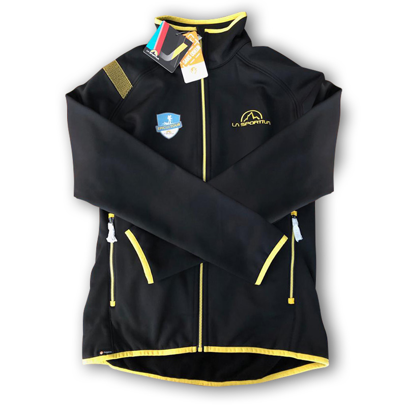 Fleece jacket La Sportiva EPIC Ski Tour particular front