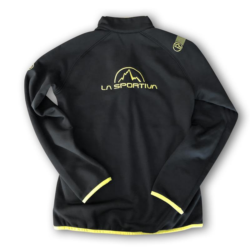 Fleece jacket La Sportiva EPIC Ski Tour particular back