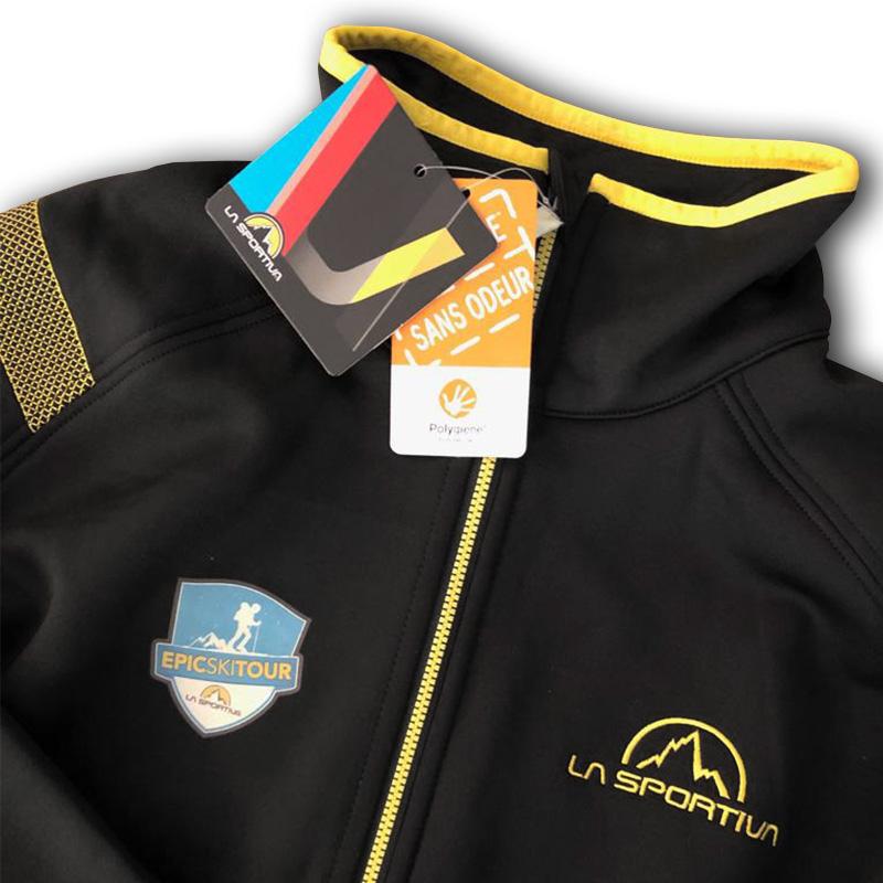 Fleece jacket La Sportiva EPIC Ski Tour particular 03
